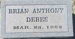 Brian Anthony Debes