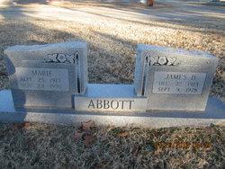 C. Marie <I>Thornton</I> Abbott