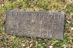 Claude Wilkes Kinzer