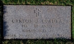 Carlos J Cuadra