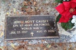 John Hoyt Causey