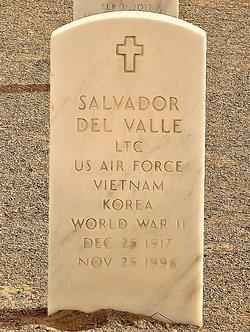 Salvador Del Valle