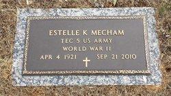 Estelle <I>Kimel</I> Mecham