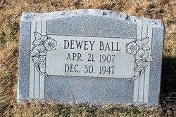 Dewey M Ball
