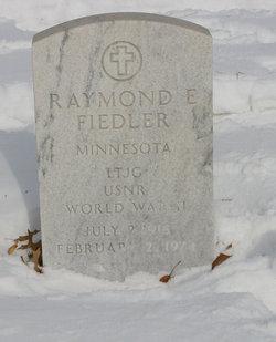 Raymond E Fiedler
