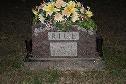 Lushel Garrett Rice
