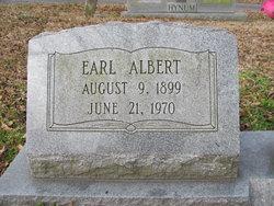 Earl Albert Adcock