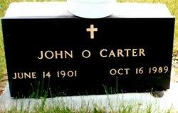 John Ozro Carter