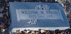 William M Payne
