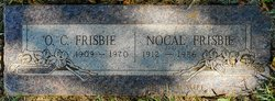 Nocal Frisbie