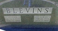 Clate James Blevins