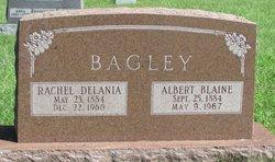 Rachel Delania <I>Maudlin</I> Bagley