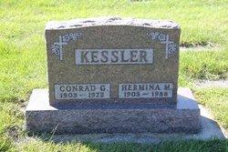 "Hermina ""Hermie"" <I>Unzeitig</I> Kessler"