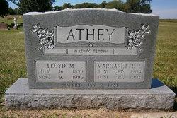 Lloyd M Athey