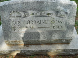 Lorraine Lyon