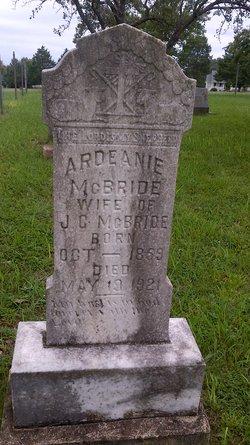 Ardeanie McBride