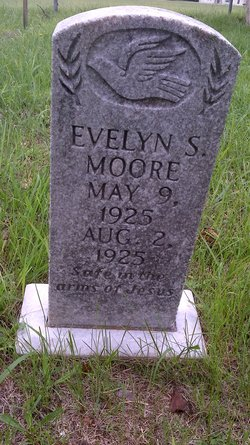 Evelyn S Moore