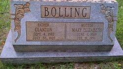 Clanton Bolling