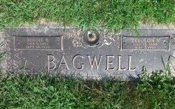 Birdie Blaine <I>Moss</I> Bagwell