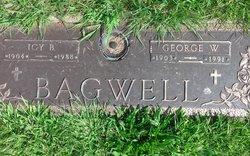 Icy B. <I>Sergent</I> Bagwell