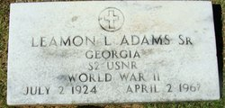 Leamon L. Adams, Sr