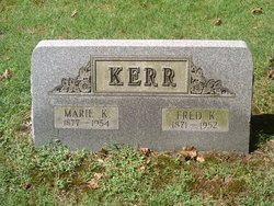 Marie K. Kerr