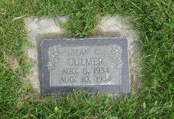 Jean G Culmer