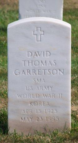 David Thomas Garretson