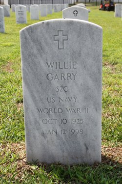 SA Willie Garry
