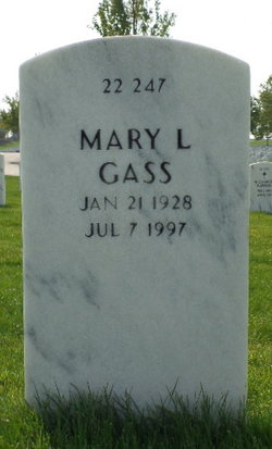 Mary Lavoe Gass