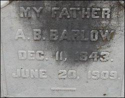 A B Barlow