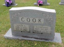 Leona Katherine <I>Vann</I> Cook