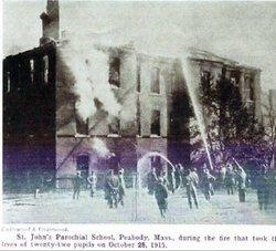 St. John's Parochial School Fire Memorial