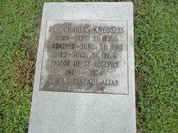Rev Charles Kneusels