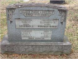 Elizabeth A Blanchard