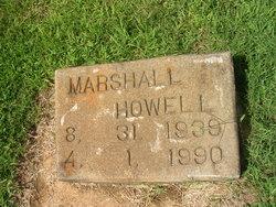 Marshall Howell