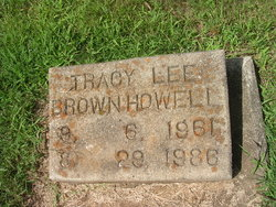 Tracy Lee <I>Brown</I> Howell