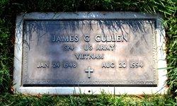 James G Cullen