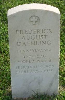 Frederick August Daehling