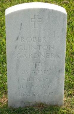 Robert Clinton Gardner