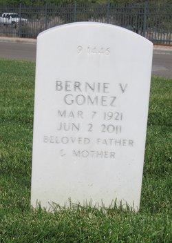 Bernie V Gomez