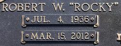 "Robert W ""Rocky"" Brockwell"