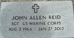 John Allen Reid