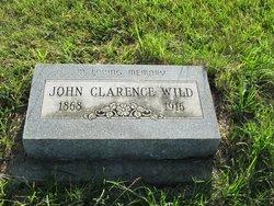 John Clarence Wild
