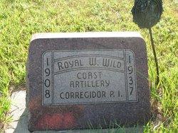 Royal W Wild