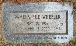 Pamela Sue Wheeler