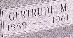 Gertrude M. <I>Endres</I> Anderson