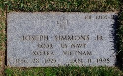 Joseph Simmons, Jr