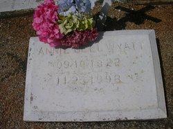Annie Bell Wyatt