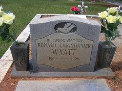 Ronald Christopher Wyatt